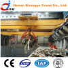 Handling Bulk MaterialのためのQZ Model Hydraulic Grab Bucket Overhead/Bridge Crane