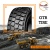 Roogoo hors de The Road Tires, Radial OTR Tires (23.5R25)