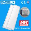 120lm/W 40W 295*1195mm Dali, das LED-Instrumententafel-Leuchte verdunkelt