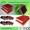 Het hoge/MiddenTriplex van de Polyester Plywood/PVC van de Kwaliteit/het Triplex van de Bekleding van het Document met Beste Prijs