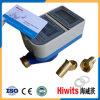 Contador del agua pagado por adelantado tarjeta inteligente caliente del IC de la lectura alejada de Digitaces