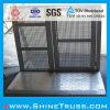 アルミニウム段階の障壁の/Crowdの障壁の群集整理の障壁(ST10)