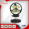 4.3インチRound Waterproof 12W Offroad LED Work Light