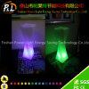 Colorare il Flowerpot cambiante del LED torto plastica senza cordone