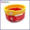 Personnaliser les bracelets de Soprt de club de base-ball de basket-ball du football de logo