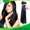 Weft를 위한 Natural Black 브라질 Virgin Human Hair Wigs