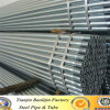 Gold Supplier Structural Galvanized Carbon Round Steel Pipe/Tube