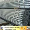 Pipa de acero del carbón del surtidor del oro/tubo redondos galvanizados estructurales