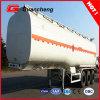 40000 Liter 3 Wellen-flüssige Heizöl-Tanker-halb Schlussteil-in Kenia