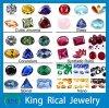 도매 또는 Customize/Factory Price Loose Glass Bead Crystal Glass Stone