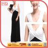 Vestiti convenzionali lunghi bianchi neri da Elegent