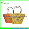 New Designed Wheat Straw Handbag Tote Bag