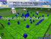 Carbonili gonfiabili di Paintball del campo gonfiabile gigante di m. Paintball (MIC-981)