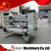 Máquina que raja de alta velocidad automática de papel plástica