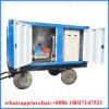 Машина уборщика давления оборудования чистки трубы боилера теплообменного аппарата конденсатора высокая