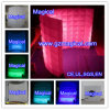 LED Inflatable Mini Air Wall met Colorful Lights (mje-125)