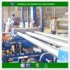PLCは自動ドリル管の内部クリーニングの高圧サンドブラストを制御し機械を磨く