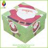 De Doos van de Verpakking van de Gift van de Druk van de Kerstman van Kerstmis