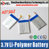 Lithium Polymer Battery 3.7V 600mAh met CE/UL Certificate