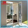 Design moderno Aluminum Casement Door con Glass (KDSCD092)