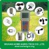 Instrumento agricultural à mão do monitor do tempo