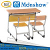 2015 Double Of school Of desk and Chair, Moulded Of board Of desk and Chair
