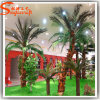 Indoor Decorative Mini Artificial Washington Palm Trees