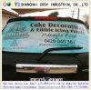 Etiqueta engomada auta-adhesivo del vinilo unidireccional brillante de la visión