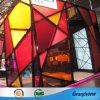 Panneau acrylique de la feuille PMMA de couleur translucide
