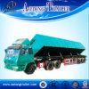 Verwendetes Hydraulic Tipper Trailer/Dump Semi Trailer für Sale