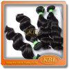 Afrouxar o Weave do cabelo humano da classe 4A brasileira