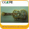 Schmucksache-Gitarre USB-Blitz mit CER, RoHS, FCC (ES623)