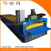 Feuille automatique de fer ondulé en métal de couleur de Dx 850 rendant faite à la machine en Chine