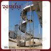 Acero inoxidable Escalera de caracol (DMS-H1002)