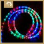 Luz de Navidad LED crece la iluminación color mixto