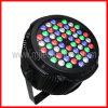 54 3W RGBW LED PAR Luz