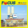 Planta de mezcla concreta simple automática, planta de procesamiento por lotes por lotes concreta Hzs25