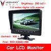 China Mobile DVR LCD Digital Color Monitor Manufacturer