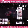pantalla de interior de la exhibición de LED de 4m m SMD LED (SMD blancos)