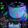 Alto Brigthness, tira del LED, luz redonda de la cuerda de 2 alambres LED, (CHG-D2W), 36 LED