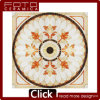 Beige de oro el 120X120cm Polished Crystal Carpet Floor Tile (PJ1212081)