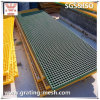 FRP/GRP Molded Grating per Trench Cover e Walkwway