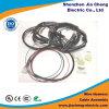 Del alto grado del alambre del harness del telar asamblea de cable clásica del precio relativamente