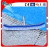 Pulitore di plastica della piscina con il nero dell'alluminio o dell'acciaio inossidabile