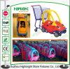 Compras Mall Metal Shopping Trolley Cart para Kids