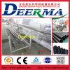 Ligne en plastique d'extrusion de pipe de HDPE