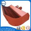 Capacidade de dragagem resistente 3.7 da cubeta da peneira da máquina escavadora do mar Cum