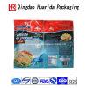 Sacchetto di plastica stampato abitudine diretta dell'imballaggio di alimento della fabbrica