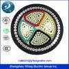 câble de la gaine 4c XLPE de PVC 600/1000V