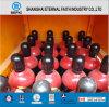 De industriële Naadloze Gasfles van de Hoge druk van het Staal (ISO9809 219-40-150)